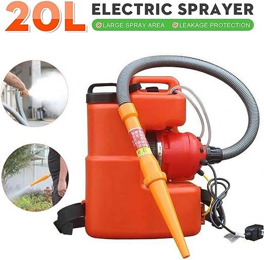 2200W 20L portátil eléctricos Spray desinfección de la máquina ...