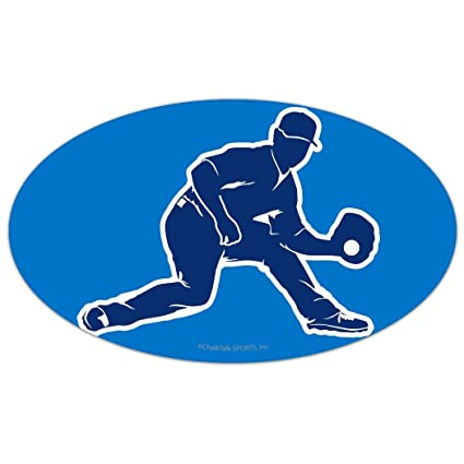 Amazon.com: ChalkTalkSPORTS Baseball Car Magnet | Baseball ...