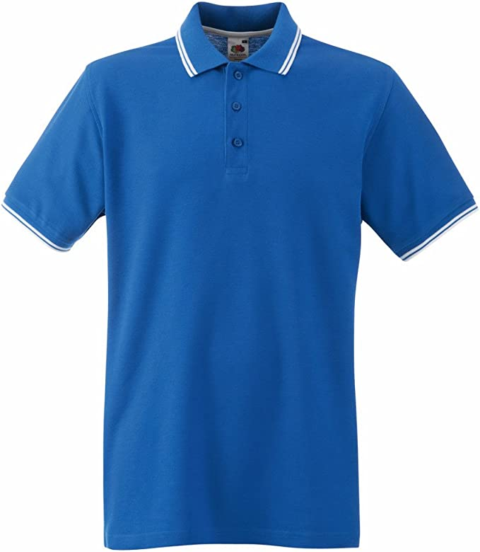 Imagen deFruit of the Loom Premium Tipped - Polo para hombres