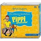 Die schönsten Geschichten von Pippi Langstrumpf (3CD): Hörspiele, ca. 154 min.