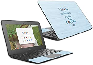 MightySkins Skin Compatible with HP Chromebook 11 G6 11.6