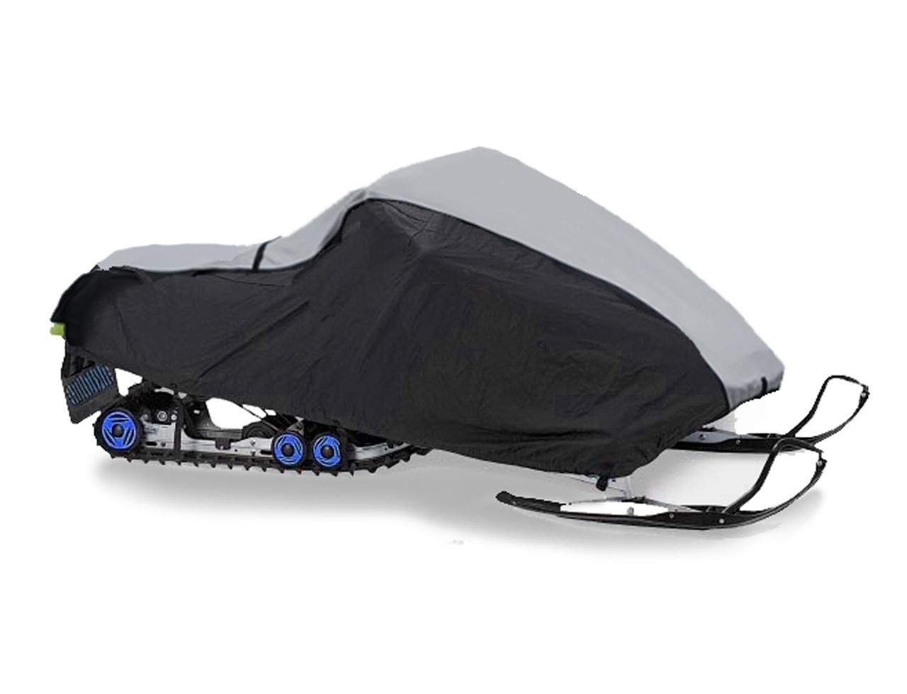 Super Quality Trailerable Snowmobile Sled Cover fits Polaris 800 PRO-RMK 155 2011 2012 2013 2014