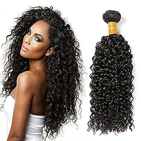 CLAROLAIR 8A sin procesar brasileños cabello virgen humano paquetes afro  rizados cabello virgen Crespo sin procesar aa4a0a34008f