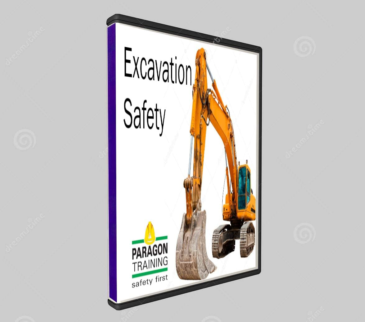 Paragon Training Safety Dvd Excavation Safety Amazon Co Uk Paragon Training Dvd Blu Ray