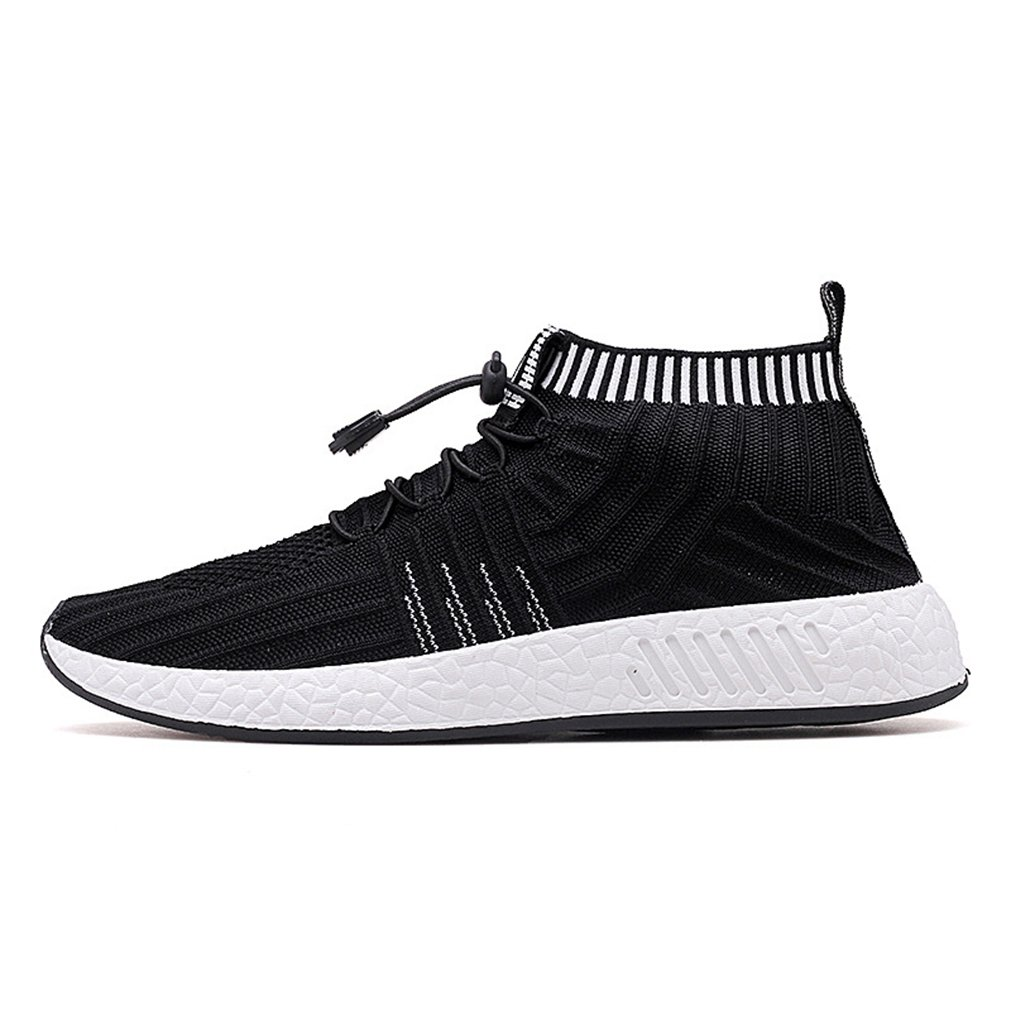 LFEU botas de caño bajo Hombre 43 EU|negro y blanco