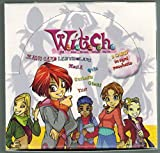 W.I.T.C.H. Animated Cards Box 24 Packs Tesla Witch