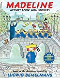img - for Madeline: Activity Book with Stickers book / textbook / text book