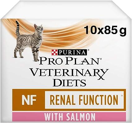 PURINA Húmeda Salmon renal Dieta Dietas gato gato mojado: Amazon.es: Hogar