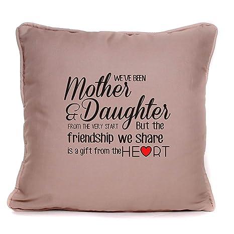 Amazon.com: Día de la Madre Cojín Regalo perfecto para mamá ...