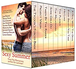 book cover of Sexy Summer Collection