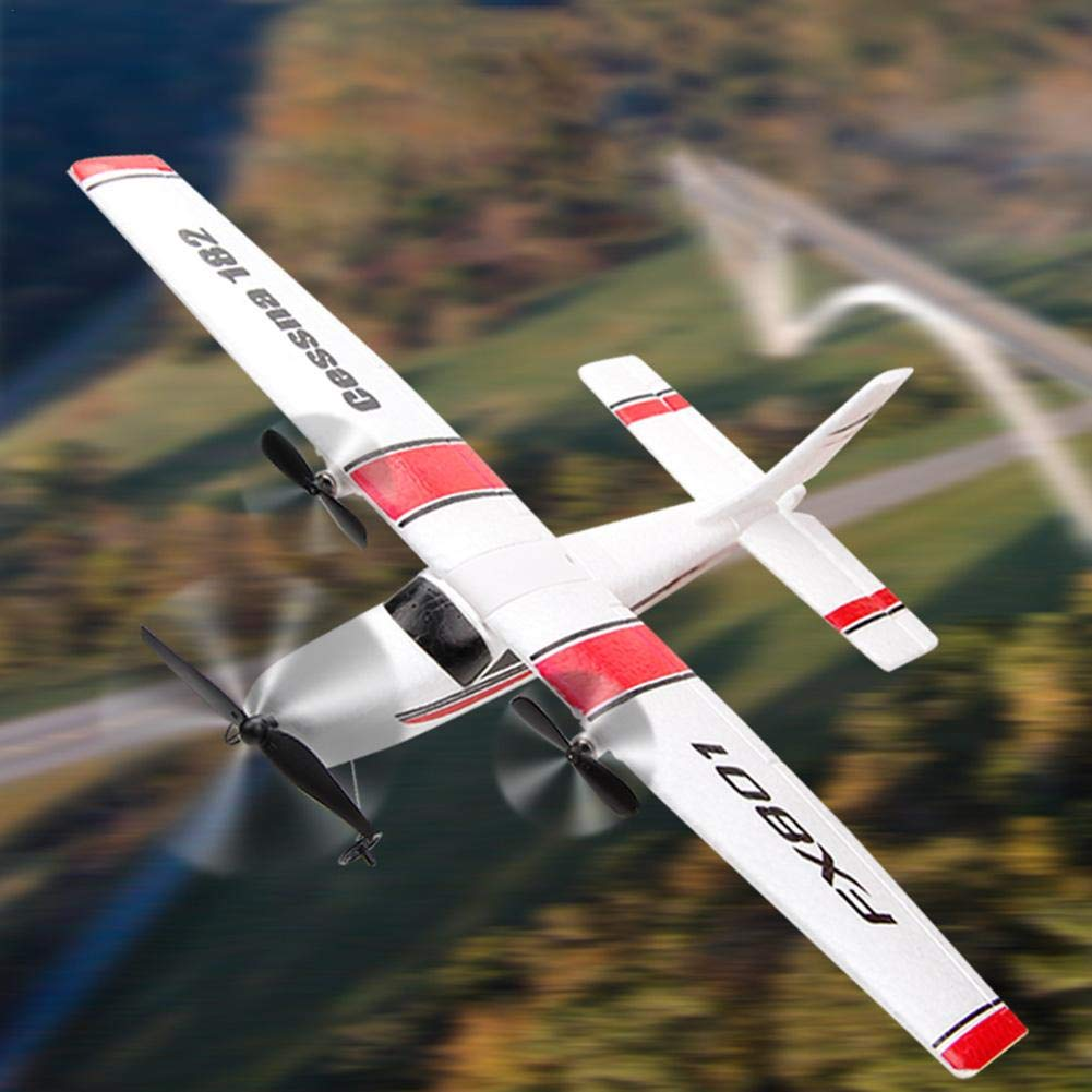 Remote Control Glider Plane Glider Model DIY Fixed Wing Aircraft, for Beginners and Professionals by Allgreen