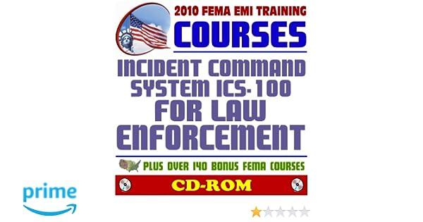 2010 FEMA Emergency Management Institute EMI Training Courses