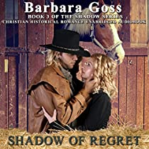 SHADOW OF REGRET: BOOK 3 OF THE SHADOW SERIES