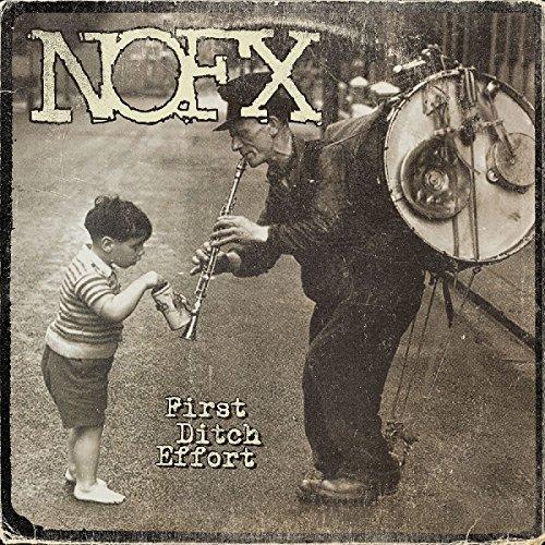 Vinilo : NOFX - First Ditch Effort (LP Vinyl)