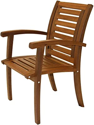 Amazon Com Lifetime Kids Stacking Chair 13 Pack Almond