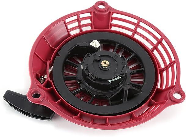 GCV190 Entra/înement /à 2 Cliquets GCV160 Lanceur complet adaptable HONDA pour moteurs GC135 GCV135 GC160 GC190
