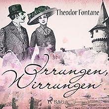 Irrungen, Wirrungen Hörbuch von Theodor Fontane Gesprochen von: Sabine Swoboda