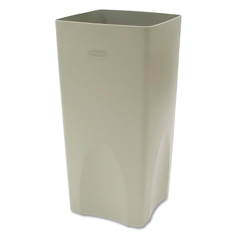 Rubbermaid Commercial 19gal Plastic Rigid Liner - Beige FG356300BEIG 9405937