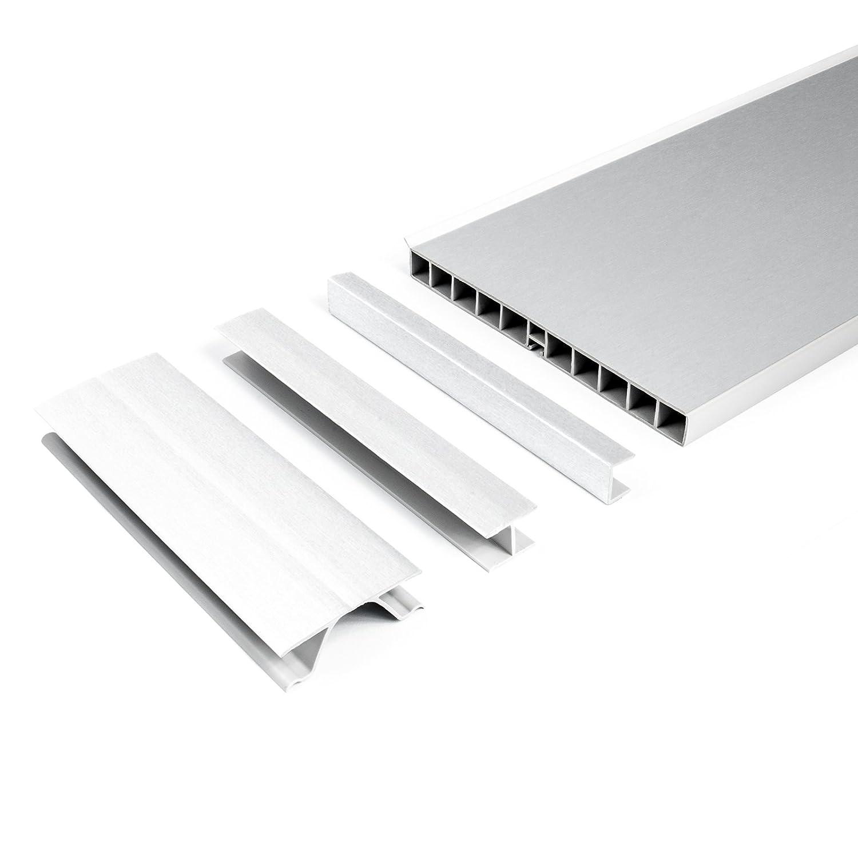 zubehÖrteil fÜr kÜchensockel 150mm verbinder aluminium befestigung ... - Küche Sockelleiste Eckverbindung