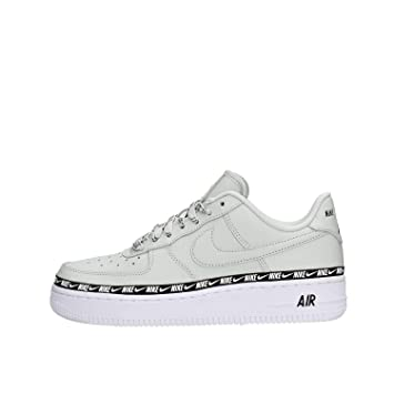 Nike W Air Force 1 '07 Se PRM Light SilverLight Silver blac