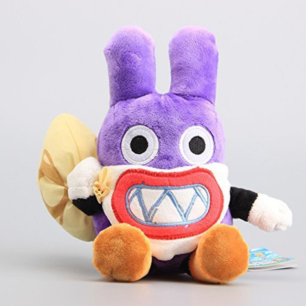 "Super Mario Bros Thief Nabbit Rabbit Totten Plush Toy Stuffed Animal Doll 7/"""