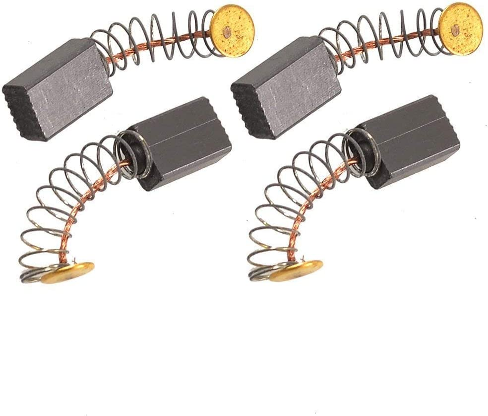 Cepillos de motor de carbón DealMux 4 piezas máquina de coser 1/2 ...