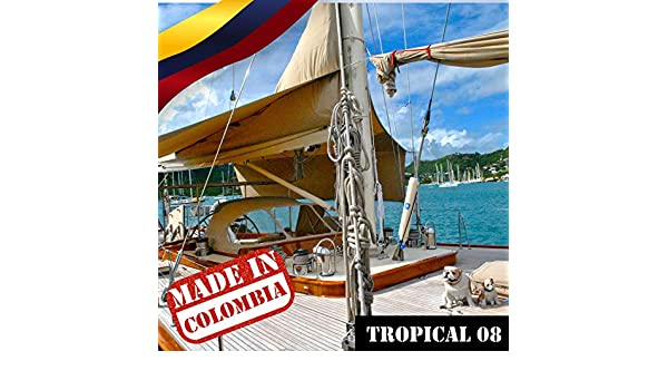 Made In Colombia / Tropical / 8 by Varios Artistas on Amazon Music - Amazon.com