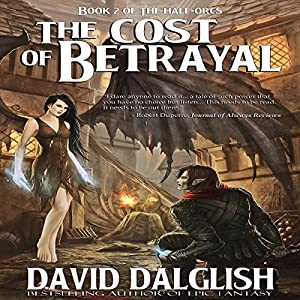 The Cost of Betrayal Hörbuch