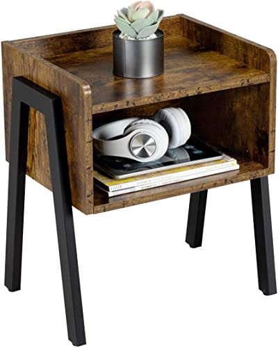Topeakmart End Table