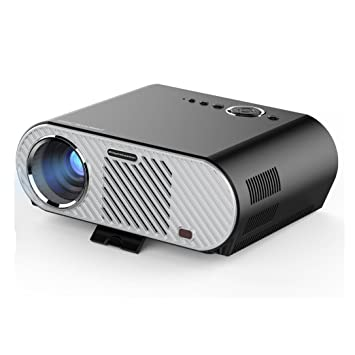 Nuevo Proyector GP90 Home Theater LED Proyector HD 1280 * 800P ...