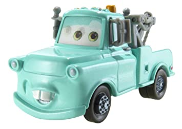 amazon disney pixar cars radiator springs brand new mater マテル