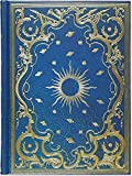 The cover design of this beatific journal is a reproduction of a gold-tooled book binding created by the Henry T. Wood bindery of London in 1933. The Wood firm was known for its distinctive designs, as evidenced by the subtle symmetry and intricate d...