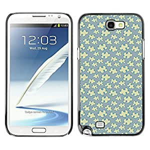 ZECASE Funda Carcasa Tapa Case Cover Para Samsung Galaxy S4 Mini I9190 No.0003443