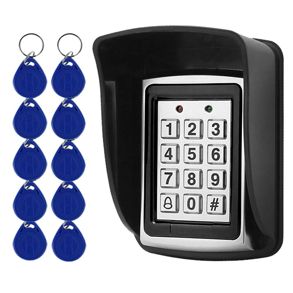 OBO HANDS 10 RFID-Llaveros + Cubierta Impermeable de la ...