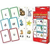 Junior Learning JL202 Letter Sound Flashcards