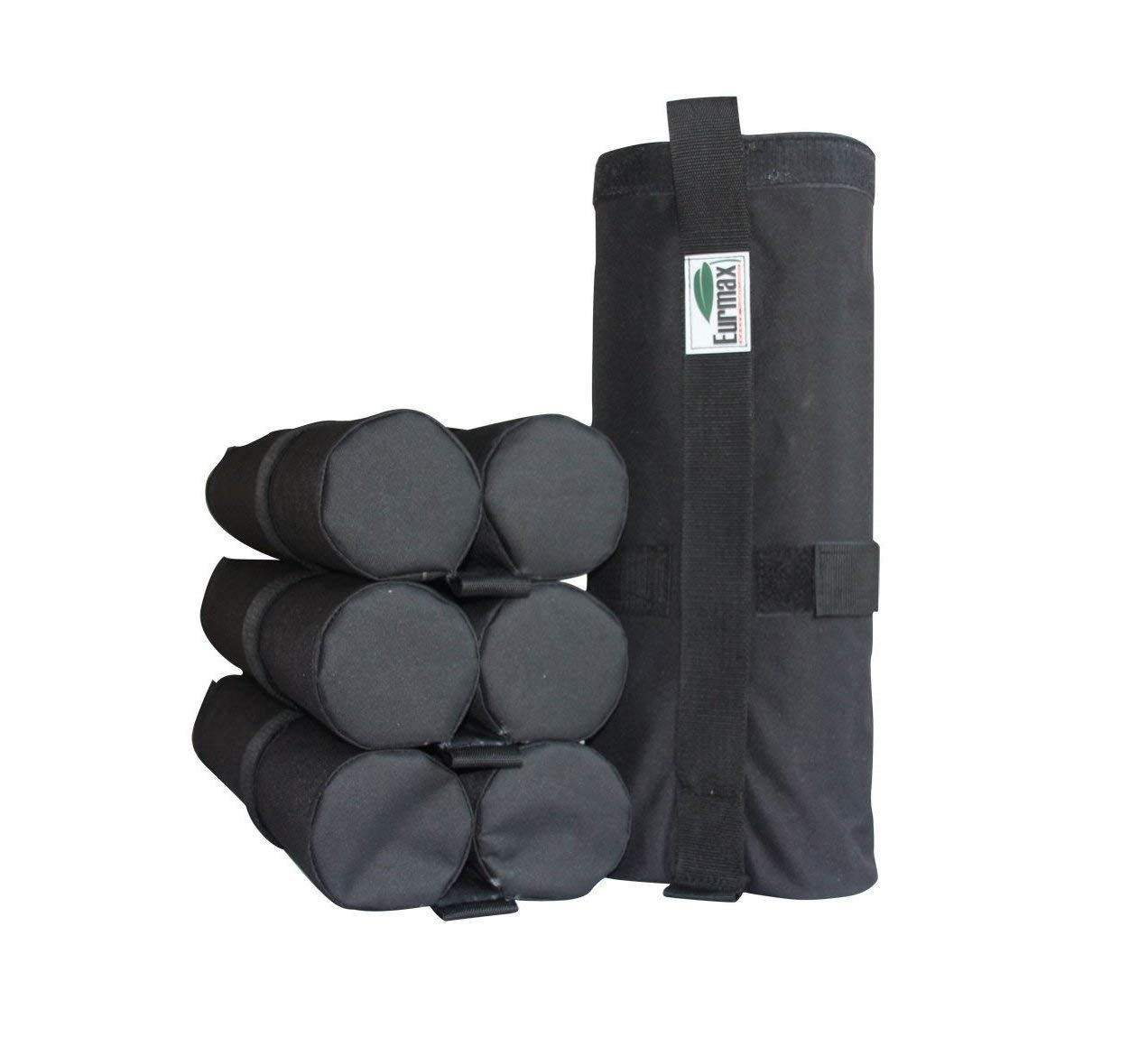 Eurmax Weight Bags for Pop up Canopy Outdoor Shelter,Instant shelter Leg Canopy Weights, Sand Bags, Set of 4 by Eurmax