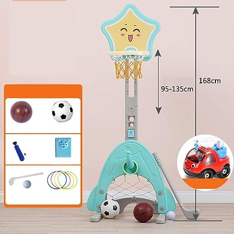 CLL Caja de Baloncesto Los niños Pueden Levantar al bebé a ...
