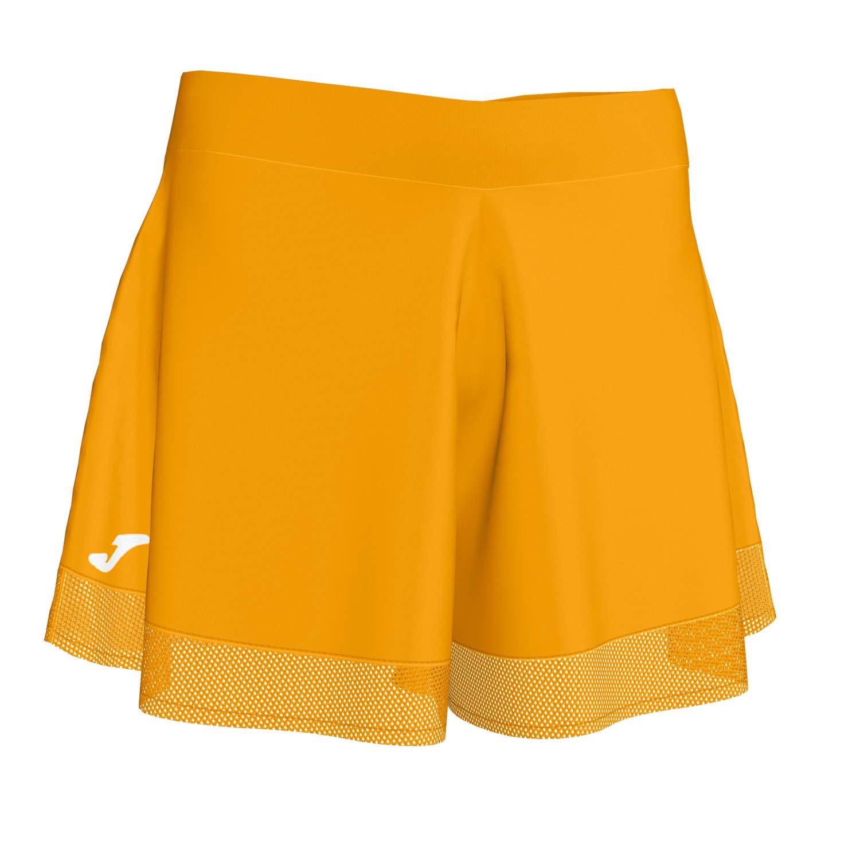 Joma Pantalon Aurora Mostaza Mujer Corto: Amazon.es: Deportes y ...