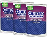 Quilted Northern qpAbcW Ultra Plush Toilet Paper, 24 Supreme Rolls (2 Units)