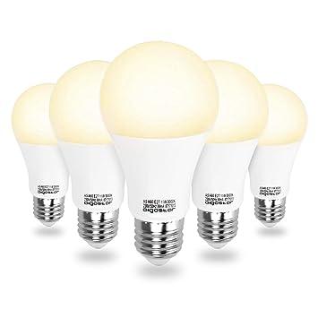 Lot Consommés Led Culot Ampoules E27Lumière Aigostar 95wclasse Chaude Standard De A 3000k11w Énergétique Équivalent 5 8kwPn0O