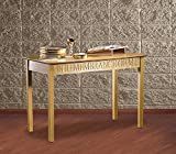 Communion Table Solid Wood 48′ L x 24′ D x 32′ H Review