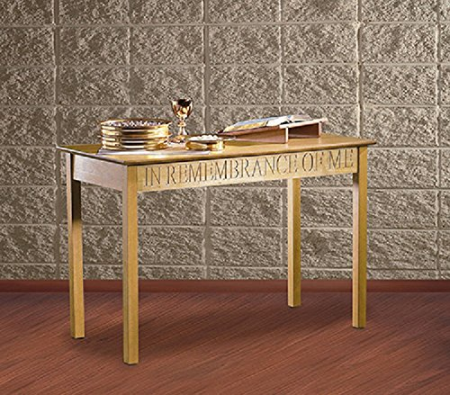 church table - 4