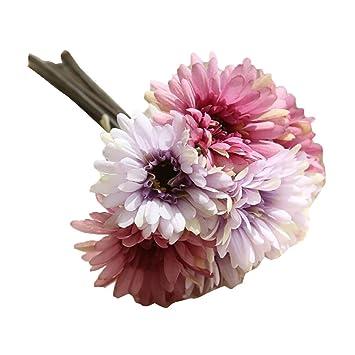 Artificiel Decoration Fleurs Fleur Mariage Artificielles lanskirt 4q3AR5jL