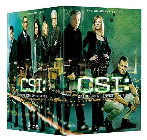 CSI: Crime Scene Investigation: The Complete Series by Paramount