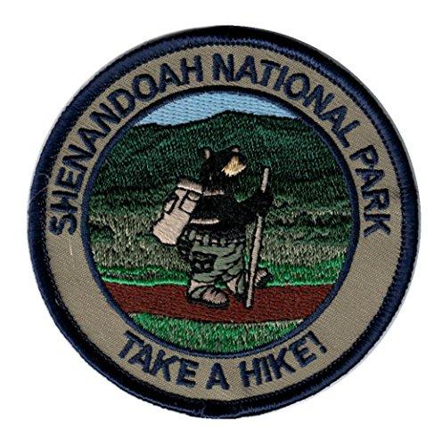 Shenandoah National Park - Take A Hike - Hiking Bear Patch
