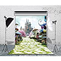 LB 5X7ft Dream World Cotton Photography Backdrop Customized Photo Background Studio Prop JLT-6695