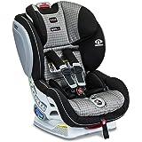 (跨境自营)(包税) 美版 Britax Advocate ClickTight 儿童安全座椅,Venti 梵迪灰