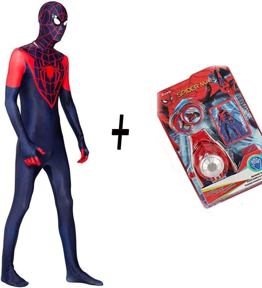 DSFGHE Spiderman Cosplay De Una Pieza Medias 3D Impresión Digital ...