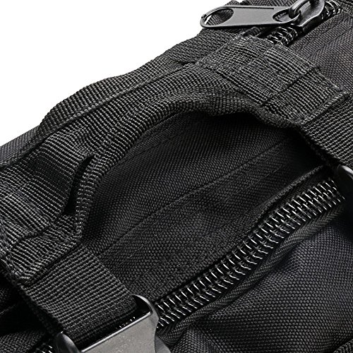 Tactical Hunting Tackle Bag Molle Utility Waist Single Shoulder Backpack Bag Pack Outdoor Sports Bag Mountaineering Bag by LIVIQILY (Image #2)