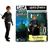 """NECA """"Ron Weasley"""" Harry Potter And The Order Of The Phoenix Action Figure"""